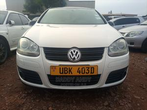 Volkswagen Golf 2007 White | Cars for sale in Central Region, Kampala