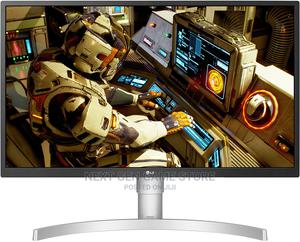 LG 27 Inch 4K UHD IPS LED HDR Monitor With Radeon Freesync   Computer Monitors for sale in Central Region, Kampala