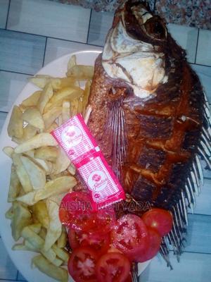 Deep Fried Fish (Munyonyo - Mulungo)   Fish for sale in Central Region, Kampala