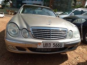 Mercedes-Benz E240 2004 Gold | Cars for sale in Central Region, Kampala