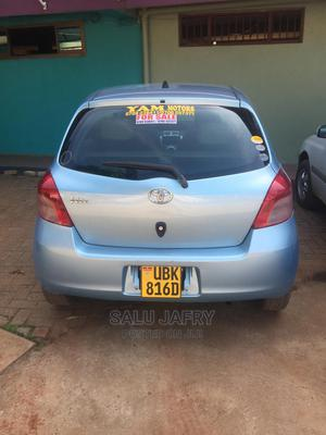 Toyota Vitz 2007 Blue | Cars for sale in Central Region, Kampala