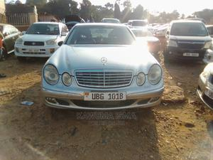 Mercedes-Benz E240 2005 Silver | Cars for sale in Central Region, Kampala