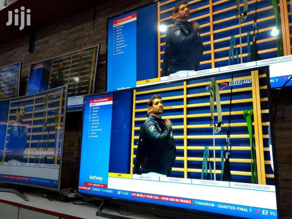 Archive: SONY BRAVIA 50 INCHES SMART ULTRA HD 4K FLAT SCREEN TV, BRAND NEW