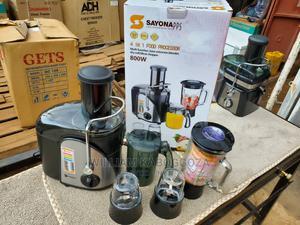 Sayona 4in1 Heavy Duty Blender | Kitchen Appliances for sale in Central Region, Kampala
