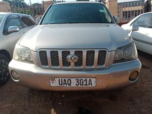 Toyota Kluger 2001 Gold | Cars for sale in Central Region, Kampala