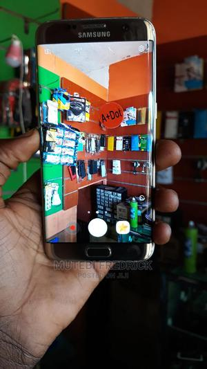 Samsung Galaxy S7 edge 32 GB Gold | Mobile Phones for sale in Central Region, Mukono