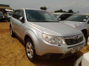 Subaru Forester 2009 Silver   Cars for sale in Central Region, Kampala