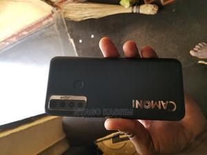 Tecno Camon 17P 128 GB Black   Mobile Phones for sale in Central Region, Kampala
