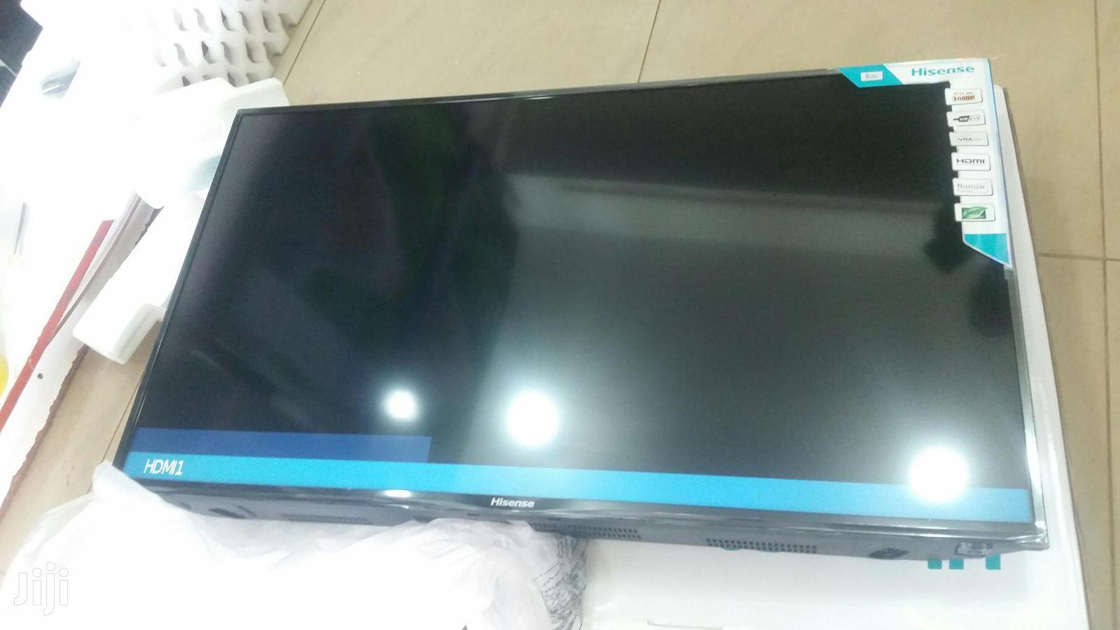 Hisense TV Flatscreen 40 Inches