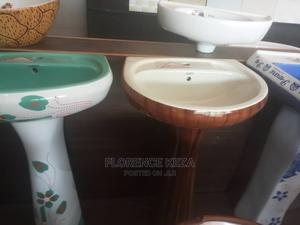 Green and White Granite Basine   Plumbing & Water Supply for sale in Central Region, Kampala