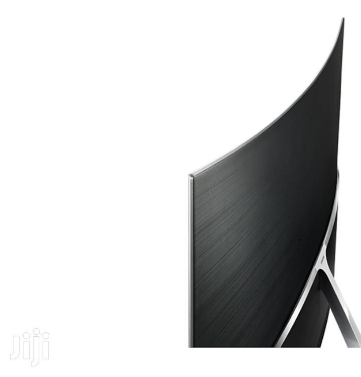 Samsung Curve Quantum Dot Series 9 Tv 65 Inches   TV & DVD Equipment for sale in Kampala, Central Region, Uganda