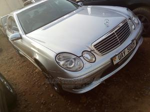 Mercedes-Benz E240 2001 Silver | Cars for sale in Central Region, Kampala