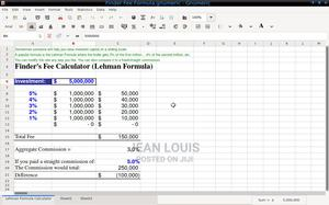 Spreadsheet Calculation Installation, Training and Support | Computer & IT Services for sale in Central Region, Kampala