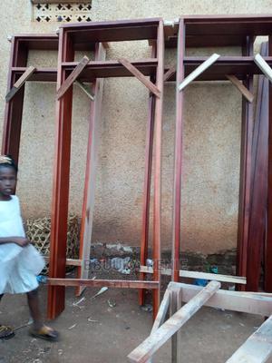 We Make Wooden Door Frames   Doors for sale in Central Region, Kampala