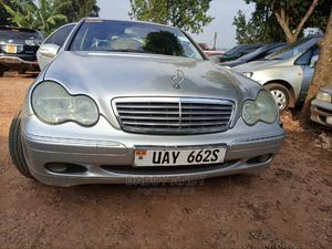 Mercedes-Benz C200 2004 Silver   Cars for sale in Central Region, Kampala