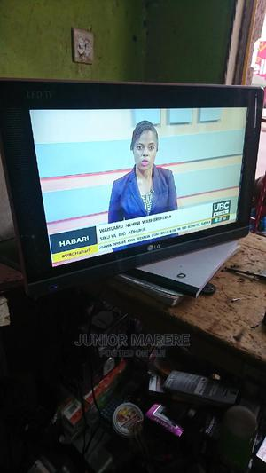 LG Led TV 19 Inches With Inbuilt Decorder | TV & DVD Equipment for sale in Central Region, Kampala