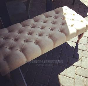 Ottoman in Brown   Furniture for sale in Central Region, Kampala