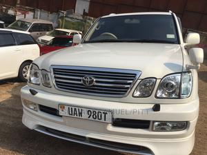 Toyota Land Cruiser Cygnus 2005 4.7 Pearl   Cars for sale in Central Region, Kampala