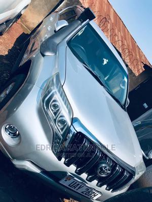Toyota Land Cruiser Prado 2016 Silver | Cars for sale in Central Region, Kampala