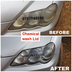 Headlights Cleaning Services | Cleaning Services for sale in Central Region, Kampala