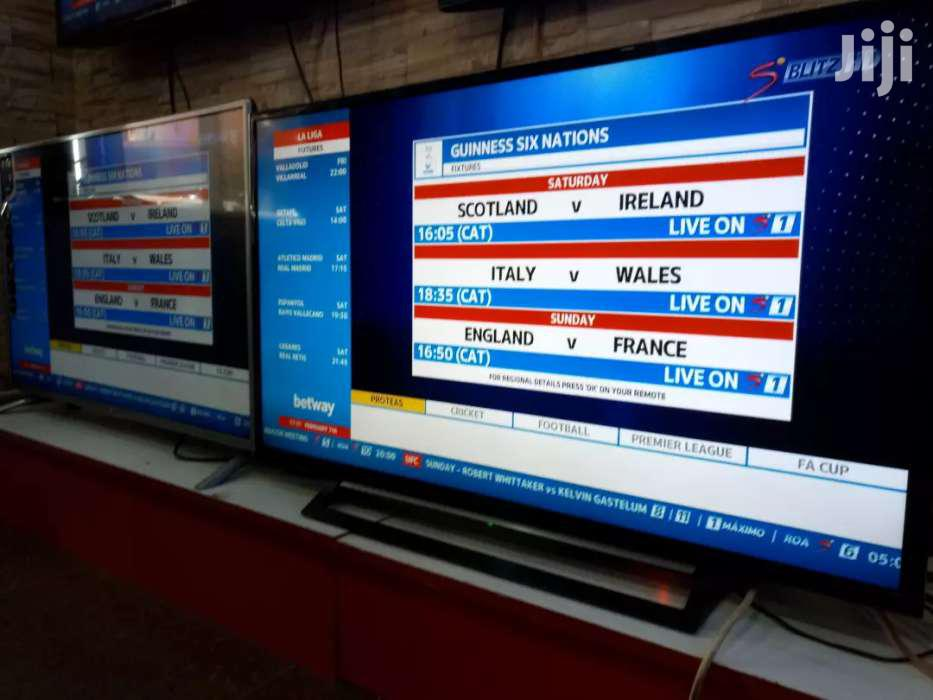 Archive: SONY 42 INCHES DIGITAL LED FLAT SCREEN TV.