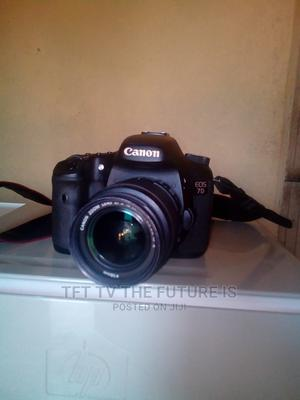 Camera Canon 7D Eos | Photo & Video Cameras for sale in Western Region, Kamwenge