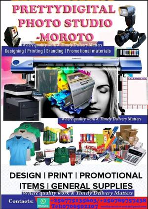 Graphics Designer | Computer & IT Services for sale in Nothern Region, Moroto