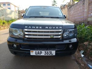 Land Rover Range Rover Sport 2007 Black   Cars for sale in Central Region, Kampala