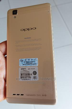 Oppo A53 64 GB Gold   Mobile Phones for sale in Central Region, Kampala