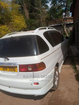 Toyota Ipsum 1996 White   Cars for sale in Central Region, Kampala