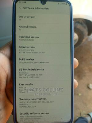 Samsung Galaxy A70s 128 GB Blue   Mobile Phones for sale in Central Region, Kampala