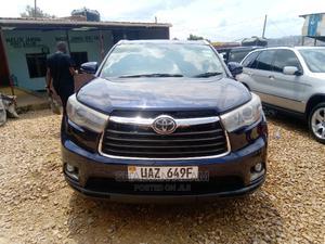 Toyota Kluger 2014 Blue | Cars for sale in Central Region, Kampala