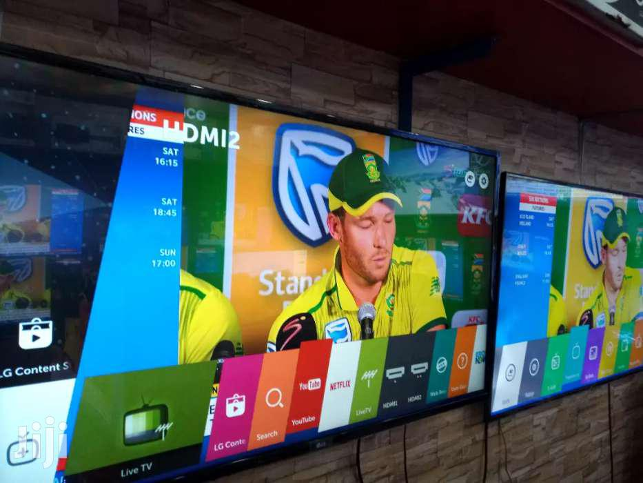 Archive: SMART LG 50 INCHES 4K DIGITAL WEB O S BRAND NEW FLAT SCREEN TV