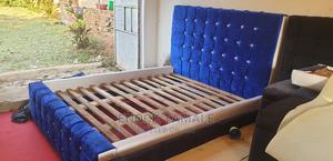 Blue Sofa Bed   Furniture for sale in Central Region, Kampala