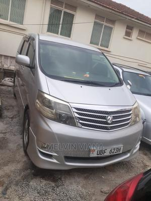 Toyota Alphard 2007 Gray | Cars for sale in Central Region, Kampala