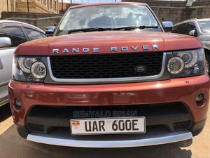 Land Rover Range Rover Sport 2010 Red   Cars for sale in Central Region, Kampala