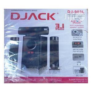 Djack Dj-903l Bluetooth, AC DC Woofer With Fm Radio   Audio & Music Equipment for sale in Central Region, Kampala