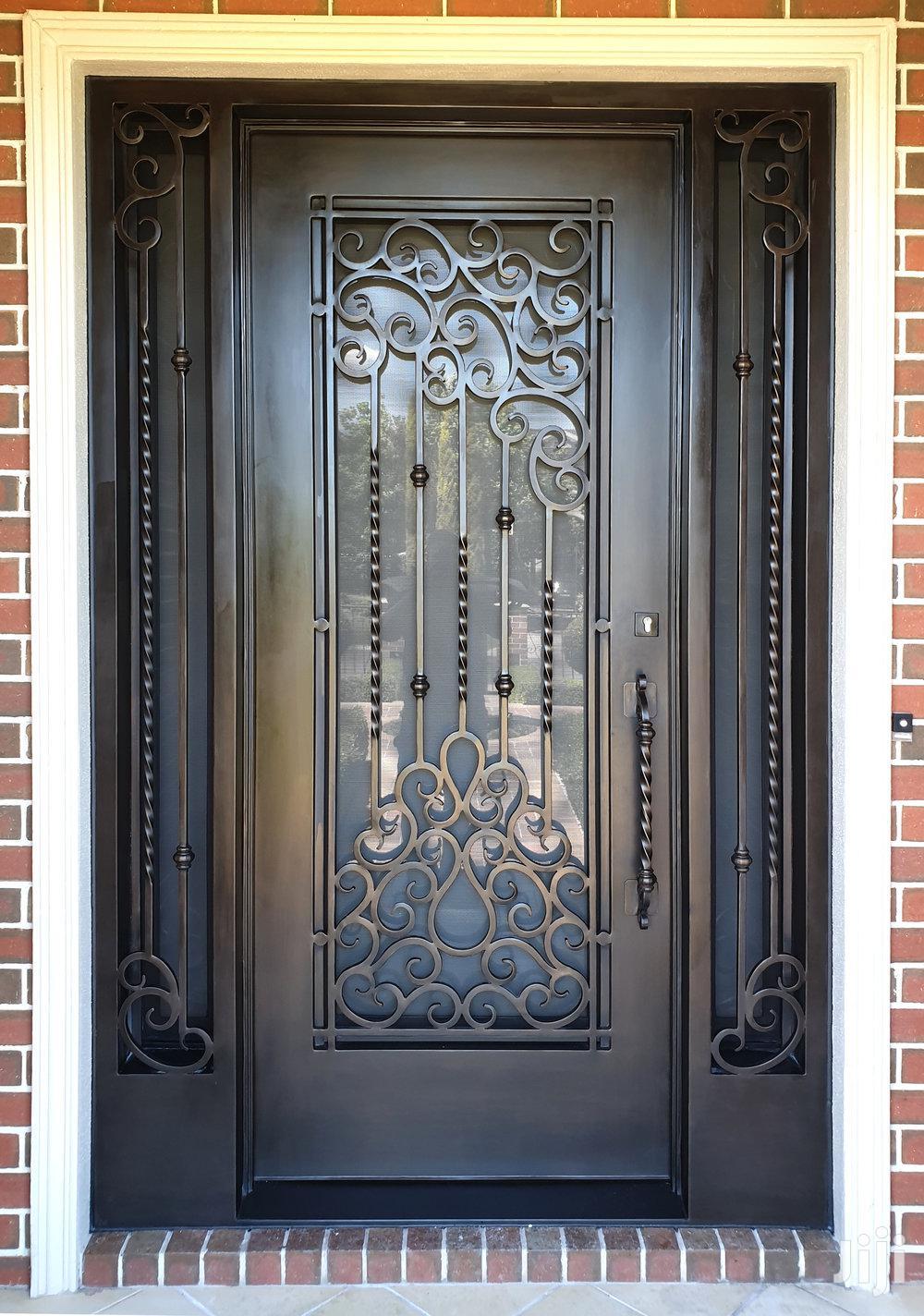 Wrought Iron Special Doors
