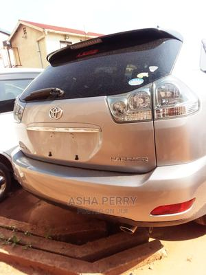 New Toyota Harrier 2007 2.4 Gray | Cars for sale in Central Region, Kampala