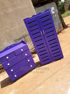 Shoe Rack and Chest of Drawers for Sale   Furniture for sale in Central Region, Mukono