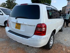 Toyota Kluger 2001 White | Cars for sale in Central Region, Kampala