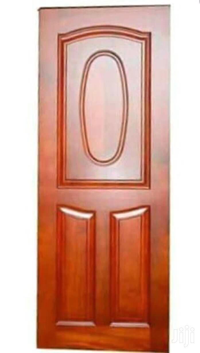 Pure Mahoghany Door