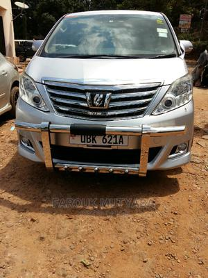 Toyota Alphard 2013 Gray | Cars for sale in Central Region, Kampala