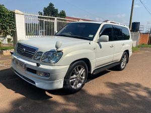 Toyota Land Cruiser Cygnus 2005 4.7 White | Cars for sale in Central Region, Kampala
