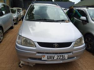 Toyota Corolla Spacio 1998 1.6 (5 Seater) Silver   Cars for sale in Central Region, Kampala
