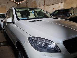 Mercedes-Benz M Class 2013 ML 350 BlueTEC 4Matic White | Cars for sale in Central Region, Kampala