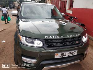 Land Rover Range Rover Sport 2017 Green | Cars for sale in Central Region, Kampala
