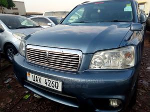 Toyota Kluger 2002 Blue | Cars for sale in Central Region, Kampala