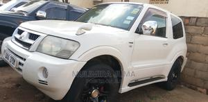 Mitsubishi Pajero 2005 Sport White   Cars for sale in Central Region, Kampala