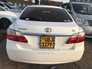Toyota Premio 2010 White   Cars for sale in Central Region, Kampala